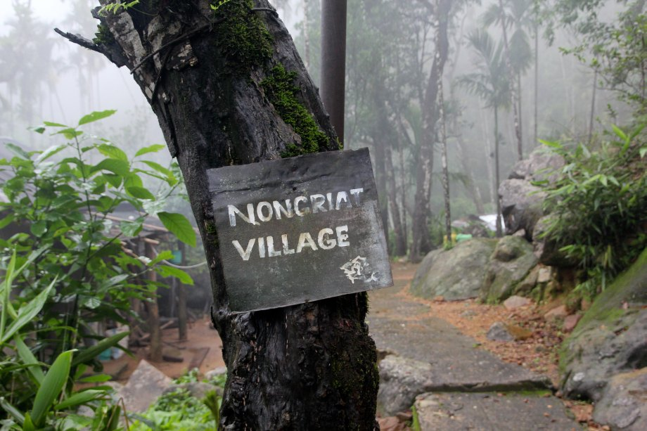 Nongriat Village - deep in the jungle